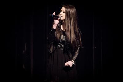 Ashley Mandel  SING LIKE A STAR_110213_0428