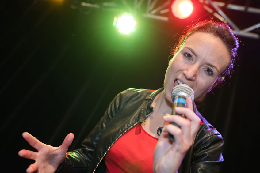 Training Your Singing Voice